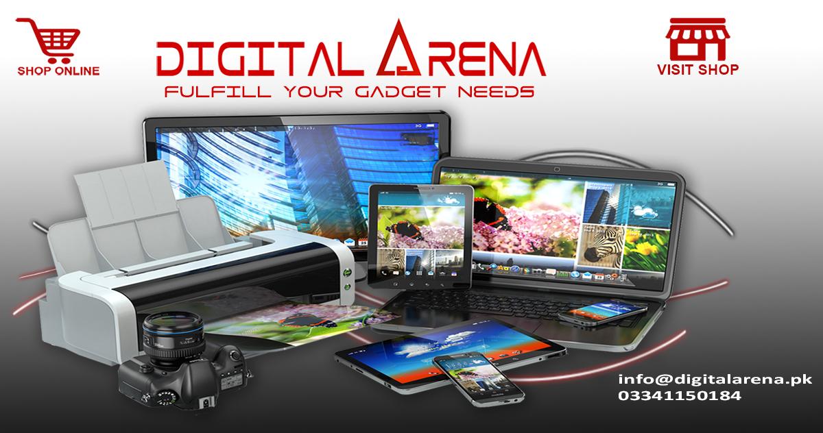 Digital Areena – Quality Products